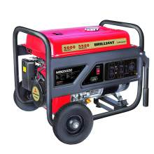 5500 Watt 10HP Portable Gasoline Generator