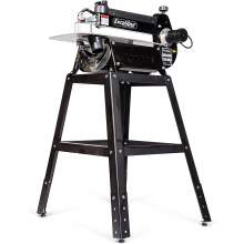 """General International 21"""" Excalibur Scroll Saw with Stand and Foot Switch"""