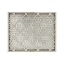 """Synthetic Pleated Air Filters MERV8 18"""" x 20"""" x 1"""" Qty 8"""