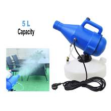5L Electric ULV Fogger Sprayer Cold Fogging Machine Atomizer