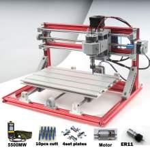 CNCzone Desktop Mini Hobby DIY CNC Machine 3018 Assembly 10 Qty