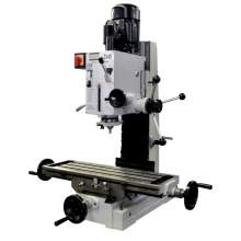 """Bolton Tools 9 1/2"""" X 32"""" Gear-Head Benchtop Milling Drilling Machine 