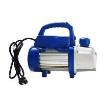1.8CFM Single-stage Rotary Vane Economy Vacuum Pump 1/5HP 110V/60Hz
