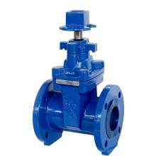 """3"""" Ductile Iron Flanged NRS Resilient Wedge Gate Valve 200PSI"""