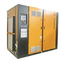440 CFM 116 PSI Rotary Screw Air Compressor 460V 3-Phase 100HP