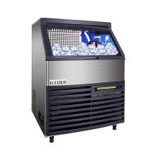"""26"""" Air Cooled Undercounter Ice Maker Full Size Cube 237 lb."""