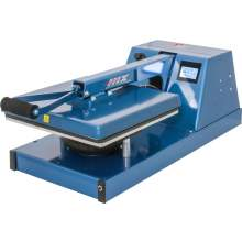N-680 Digital Automatic Air-Operated Clamshell Press