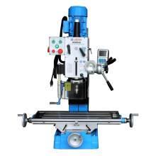 "9 1/2"" X 32"" Gear-Head Benchtop Drilling Milling Machine DRO 2HP"