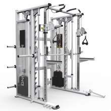 Commercial Smith Machine Multi Functional Trainer Cable Crossover