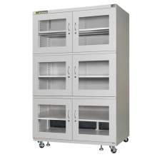 Utra Low Humidity Storage 1360L ESD Coating 5%RH MIT Made In Taiwan
