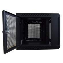 Wall Mounted rack Server Network Enclosure Rack 6U 18inches