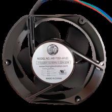 6.76''  ac Axial fan, 110/220vac dual voltage, 1ph, 178cfm