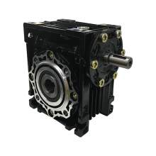 NRV040 Aluminum Worm Gearbox 30:1 Coupled Input P1