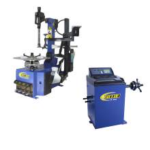 Right Help Arm Tire Changer Wheel Changers Machine Balancer Rim Combo