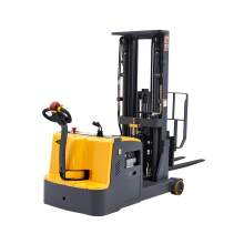 "177"" High Counterbalanced Electric Stacker 3300lbs Capacity"