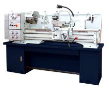16in x 40in Gunsmith Lathe with DRO and Quick Change Tool Post - 3Ph