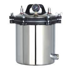 10pcs 0.635CF Portable Pressure Steam Sterilizer Electric&LPG Heated
