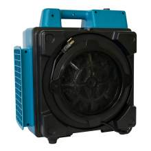 XPOWER X-2580 Commercial 4 Stage HEPA Purifier Mini Air Scrubber