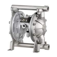 """1/2"""" Stainless Steel Air-Operated Double Diaphragm Pump Made in Taiwan"""