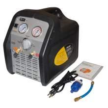 110 - 120V Automotive A/C Portable Refrigerant Recovery Machine