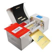 Full-auto Digital Sheet Foil Printer Gold Foil Stamping Machine