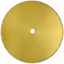 "Diamond Cutting Disc For Angle Grinder 13-23/32"" x 1-1/4"" x 3/32"" 1Pc"