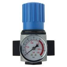 "1/2"" NPT(F) Air Regulator 0-123 Psi Adjustment Range"