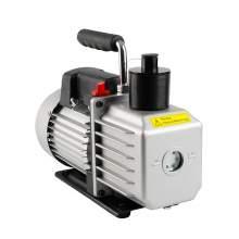 2.5CFM Double Stage Rotary Vane Vacuum Pump