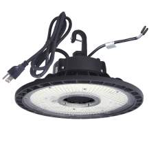 100W UFO Led High Bay Light 16000lm 0-10V Dimmable 5000K UL Approval