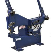 Bolton Tools Manual Ironworker with Sheet Metal Punch | PBS-9