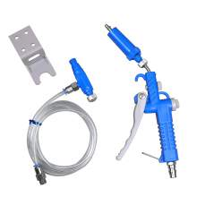 US Patent Adjustable Air Blow Gun with Slidable Air And Spray Nozzle