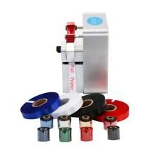 Ribbon Printer Digital Hot Foil Stamping Machine Gift Wrapping Packing