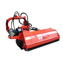 """Offset Heavy Duty 78"""" Flail Mower for 80-100HP Tractors Best for Slope"""