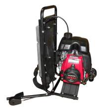 2 1/2 HP Backpack Concrete Vibrator with Honda Engine