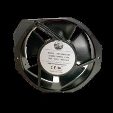 6.77'' Axial fan, Ac Axial Fan, 50/60Hz, 1ph, 230cfm, terminals