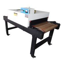 T Shirt Tunnel Conveyor Dryer Heater For Screen Printing