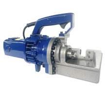 "Electric Hand Held Hydraulic Rebar Cutter 1"" #8 Steel Bar Cutter"