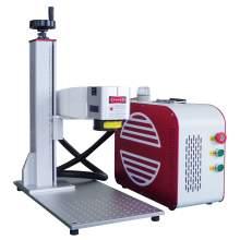 Rayfine 50W Raycus Fiber Laser Marking Machine FDA P1
