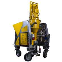 UTIFORM Quattro Mortar Machine 400V without Air Compressor 0198061
