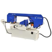 "Semi-Automatic Hinge Band Saw 5hp 17""×24"" 230V 3PH"
