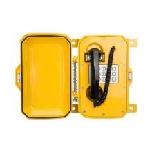 IP67 SIP2.0 POE VoIP Aluminium Alloy waterproof weatherproof outdoor Telephone