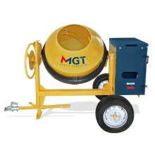 """Menegotti Concrete Mixer 11 CU.FT. w/ No Engine w/ pulley for 3/4"""""""
