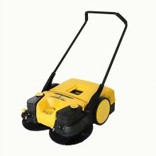 """28""""  13Gal Industrial Battery Hand push, Walk Behind Floor Sweeper"""