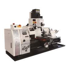Precision Variable Speed Combo Lathe Mill Digital