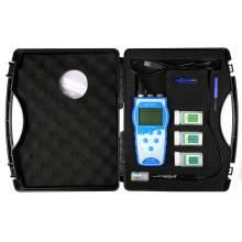 Portable Conductivity TDS Salinity Meter Kit GLP Data Logger