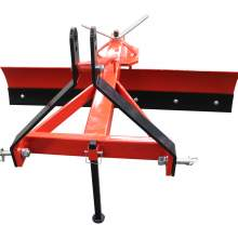 Standard 6' Rear Blade Land Leveling 3-Point Connection to Tractor