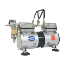 Compact Oil-Free Piston Vacuum Pump VS400 Made In Taiwan