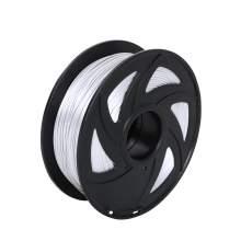 1.75mm PLA Silk Silvery 3D Printer Filament 1kg 2.2lbs