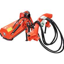 """Off-set Light Duty 47"""" Flail Mower for 18-40HP Tractors Best for Slope"""