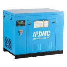 28 CFM Rotary Screw Air Compressor 230V 3 Phase 7.5 HP 125 PSI
